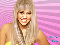 Miley Cyrus Make Over για να παίξετε online